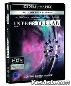 Interstellar (4K Ultra HD + Blu-ray) (3-Disc) (Korea Version)