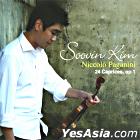 Soovin Kim - Niccolo Paganini 24 Caprices, op.1