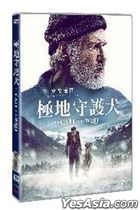 The Call of the Wild (2020) (DVD) (Hong Kong Version)