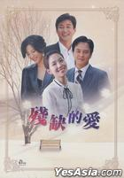 Love and Ambition (DVD) (Ep.41-81) (End) (Multi-audio) (SBS TV Drama) (Taiwan Version)