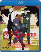 Ghost In The Shell - S.A.C 2nd GIG Individual Eleven (Blu-ray) (English Dubbed & Subtitled) (Japan Version)