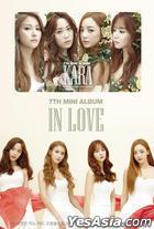 Kara Mini Album Vol. 7 - In Love (NFC Card)