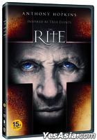 The Rite (DVD) (Korea Version)