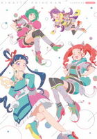 KIRATTO PRI CHAN SEASON3 DVD BOX VOL.02  (Japan Version)