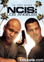 重返犯罪現場:洛杉磯 (DVD) (第1季) (美國版)