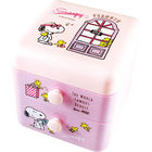 SNOOPY Mini Drawer (Pink)
