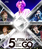 5th Anniversary Arena Tour 2015 '5.....GO' [BLU-RAY] (Japan Version)