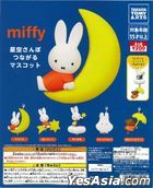 Japan Mini: Miffy Hoshizora Sanpo Tsunagaru Mascot  (1 Randomly Out of 5)