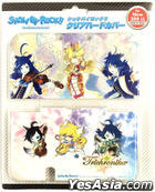 New 3DS LL Clear Hard Cover Show By Rock (Trichronika) (日本版)