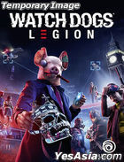 Watch Dogs Legion (Asian Chinese / English Version)
