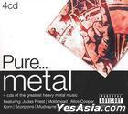Pure... metal (4CD) (EU Version)