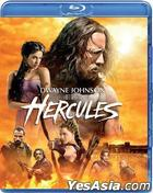Hercules (2014) (Blu-ray) (3D) (Hong Kong Version)
