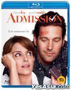 Admission (Blu-ray) (Korea Version)