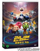 Running Man (DVD) (Korea Version)