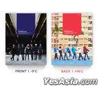 Monsta X – Temperature Photobook + DVD + 1 Random Poster in Tube