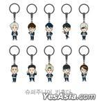 SMTOWN Pop-up Store Stardium - Super Junior - Mamacita Character Key Ring (Hee Chul)