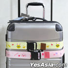 Kakao Friends Luggage Belt (Apeach)