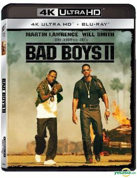 Yesasia Bad Boys Ii 2003 4k Ultra Hd Blu Ray Hong Kong Version Blu Ray Will Smith Martin Lawrence Intercontinental Video Hk Western World Movies Videos Free Shipping