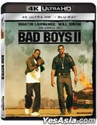 Bad Boys II (2003) (4K Ultra HD + Blu-ray) (Hong Kong Version)