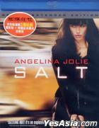 Salt (2010) (Blu-ray) (Hong Kong Version)