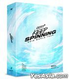 GOT7 2019 World Tour 'KEEP SPINNING' in Seoul (3DVD) (Korea Version)