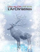 Live 2018 L'ArChristmas [Blu-ray+2CD] (First Press Limited Edition) (Japan Version)