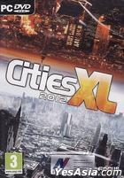 Cities XL 2012 (英文版) (DVD 版)