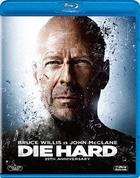 Die Hard Quadrilogy (Blu-ray) (First Press Limited Edition)(Japan Version)