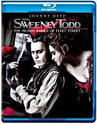 Sweeney Todd: The Demon Barber of Fleet Street (Blu-ray) (Japan Version)