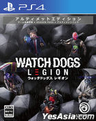 Watch Dogs Legion (Ultimate Edition) (日本版)