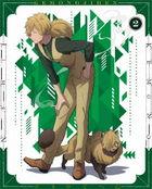 Kemono Jihen  Vol.2 (Blu-ray)  (Japan Version)