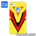 Ultraman Series : Character Jacket for iPhone 4 / 4S GUTS MUL-02C