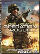 Operation Rogue (2014) (DVD) (Hong Kong Version)