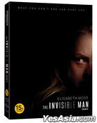 The Invisible Man (4K Ultra HD + Blu-ray) (First Press Slip Case Limited Edition) (Korea Version)