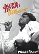 James Brown - The 50Th Anniversary Collection (Korean Version)