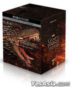 Game of Thrones Viva Collection (4K Ultra HD Blu-ray) (Taiwan Version)