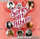 The Series Hit Album Original TV Soundtrack (OST) (CD + Karaoke DVD) (Thailand Version)