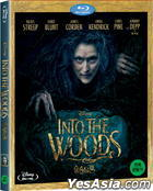 Into the Woods (Blu-ray) (Korea Version)