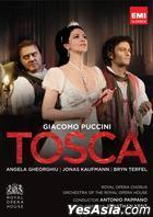 Puccini – Tosca (DVD) (Korea Version)