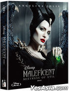Maleficent: Mistress of Evil (Blu-ray) (Steelbook Limited Edition) (Korea Version)