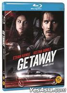 Getaway (2013) (Blu-ray) (Korea Version)
