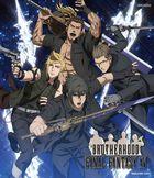 Brotherhood: Final Fantasy XV (Blu-ray) (Japan Version)