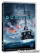 Dunkirk (DVD) (Korea Version)