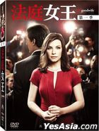The Good Wife (DVD) (The Complete First Season) (Taiwan Version)