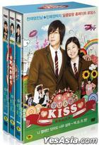 Playful Kiss (DVD) (6-Disc) (English Subtitled) (End) (MBC TV Drama) (First Press Edition) (Korea Version)