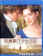 Becoming Jane (2007) (Blu-ray) (Hong Kong Version)