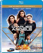 Charlie's Angels (2019) (Blu-ray + DVD + Digital) (US Version)