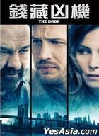 The Drop (2014) (DVD) (Taiwan Version)
