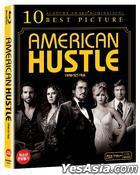 American Hustle (Blu-ray) (Korea Version)