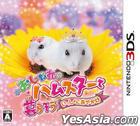 与仓鼠一起生活吧 一起逛街去 (3DS) (日本版)